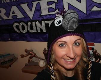 Baltimore Ravens Poe Hat