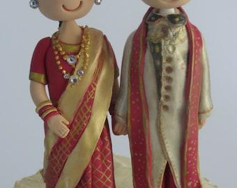 Traditional Indian Wedding Couple