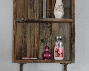 Cool Cubby Wall Shelf Country Shelf For Baskets Bath Or Entryway W