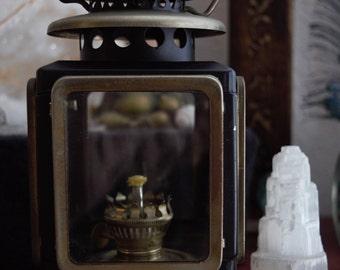 Antique Kerosene Lantern