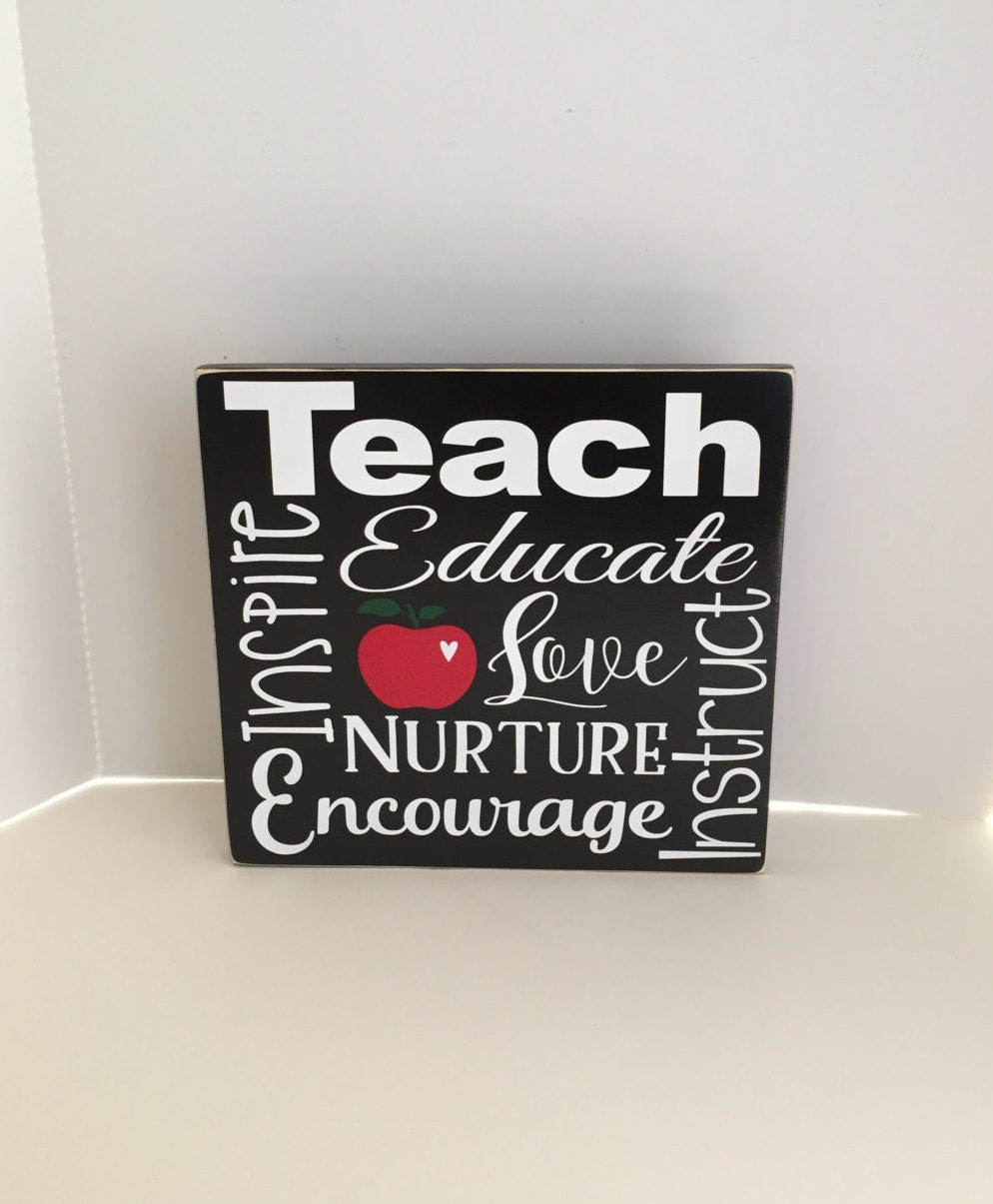 Teacher Sign Wood Sign Wooden Sign Education Classroom. Attitude Signs. Striated Signs. Public Signs. Episode Signs. Washing Signs Of Stroke. Ornamental Signs Of Stroke. Twd Signs Of Stroke. Brush Stroke Signs Of Stroke