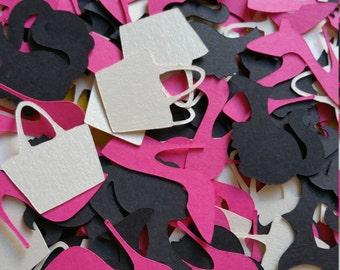 Handmade Barbie Inspired Confetti