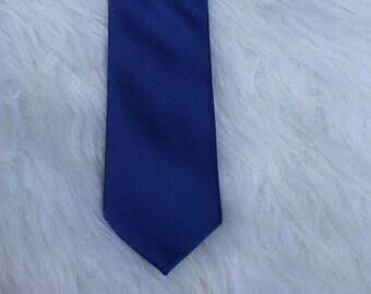 Royal blue groomsmen necktie, royal blue necktie, mens neck ties, royal blue wedding neck tie, skinny neckties royal blue neckties mens ties