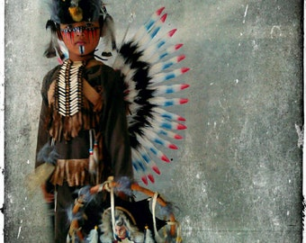 TOTAL SALE Native American inspired Clothing,  Costume, Chief Indian style Clothing, Feather Wings, decoration, Edc