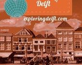 Pocket guide of Delft, Holland