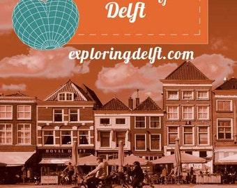 Pocket guide of Delft, Holland