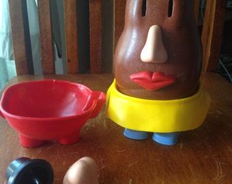 Vintage 1973 Hasbro Mr Potato Head