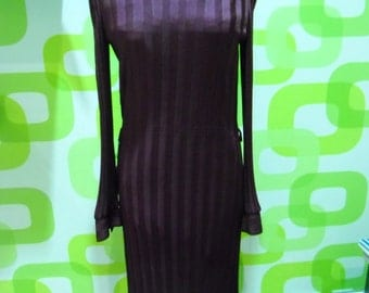 vintage dress, dress .1970 made in italy