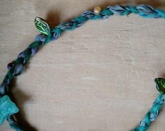 Lady Butterfly Necklace