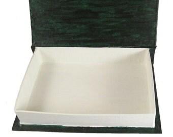 Green Book Box, Book Box, Secret Box, Green Box, Secret Stash Box