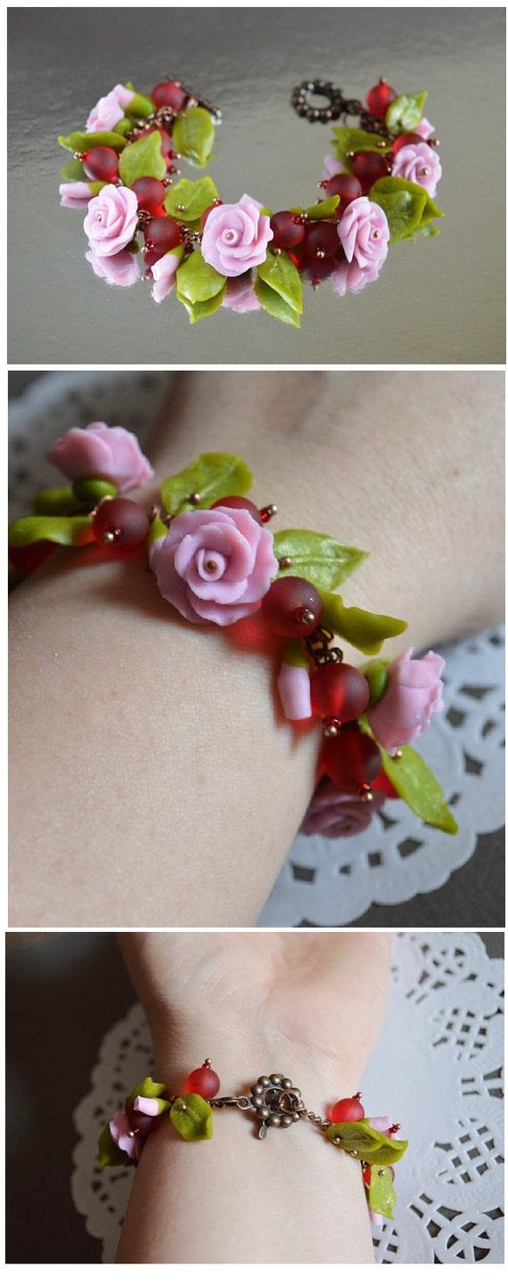 charm bracelets girlfriend gift pink bracelet presents. Black Bedroom Furniture Sets. Home Design Ideas