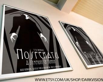 Nosferatu Poster Art Print
