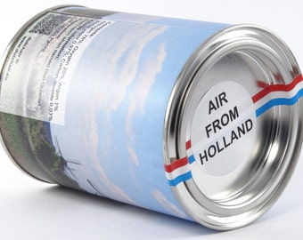 Canned Air from Holland