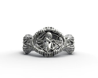 Mother's day gift - child of the future ring