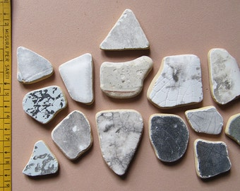 Grey sea pottery