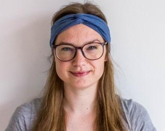 Yoga Turban Headband - Twist Headwrap - Head Wrap for Women - Turban Headband - Twist Turban - Autumn Headband - Hippie Headband - Turband