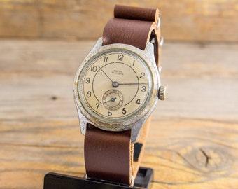 Vintage Ancre watch, vintage swiss watch mens watch