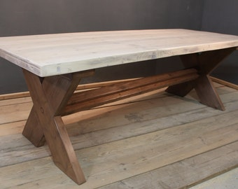 Dining Table, Modern Crofters Table (The Honeywick)