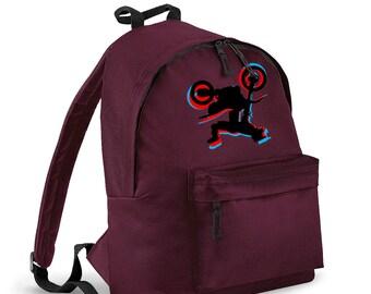 Motocross (Colour) kids backpack
