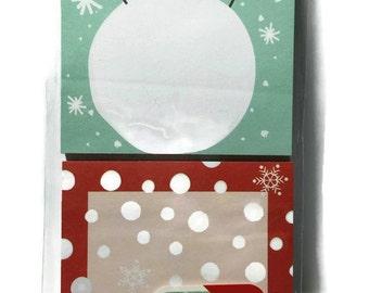 Christmas Sticky Note Pads