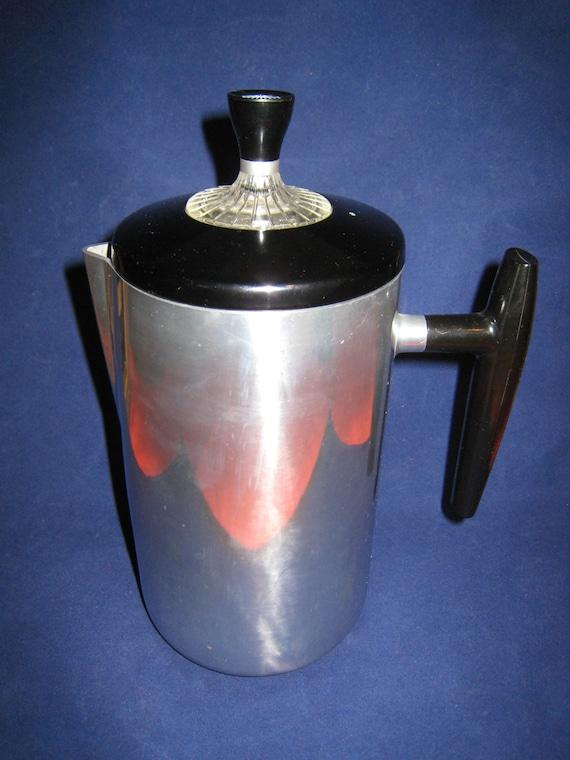 On sale wear ever aluminum coffee pot retro coffee pot coffee for Coffee pots on sale