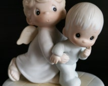Precious Moments Baby's First Step Figurine