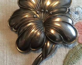 Vintage SilverBrooch Tested by Swedish Silversmith 925/1000
