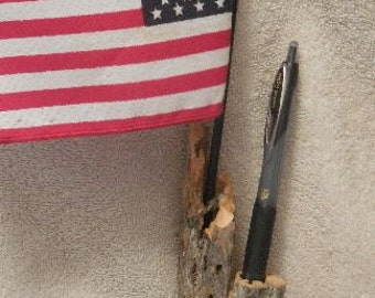 Pen/flag Holder