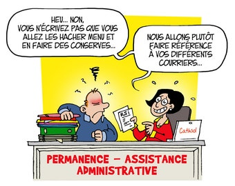 Permanent Assistance Administrative Cathsol for business