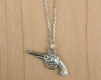 revolver necklace - on SALE