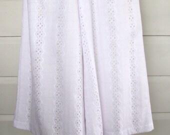 Cotton Lace Culottes