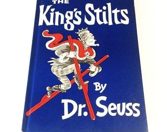 The Kings Stilts by Dr. Seuss 1967