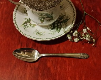 RADIANCE 1939 by Crown Silver Plate - International. Teaspoon.  Measures about 6 inches
