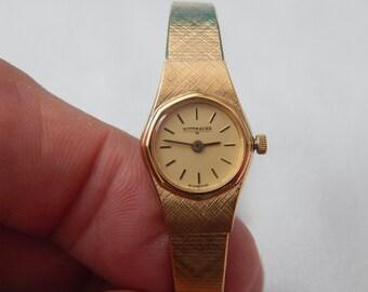 Vintage Wittnauer Ladies Watch Quartz