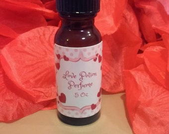 Love Potion Perfume .5 Oz