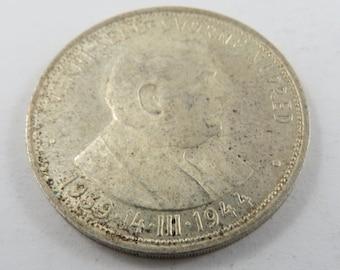 Slovenia 50 Korun from 1944.KM#10