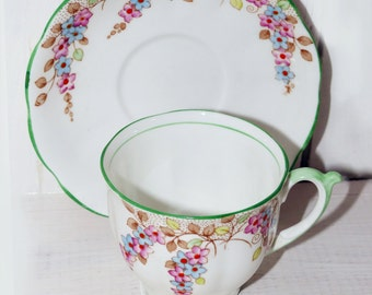 Bell China Teacup & Saucer 101