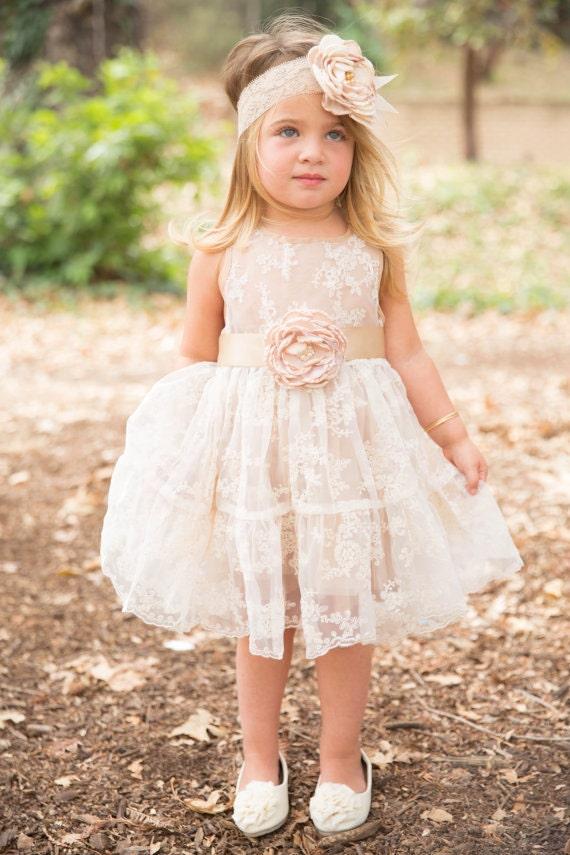 Flower Girl Dress Flower Girl Dresses Lace Baby By
