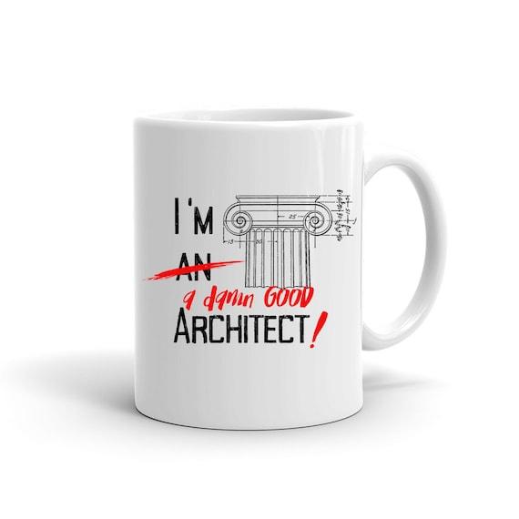Resultado de imagen de taza cafe personalizada arquitecto