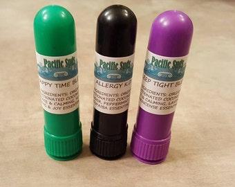 Essential Oil Nasal Inhalers