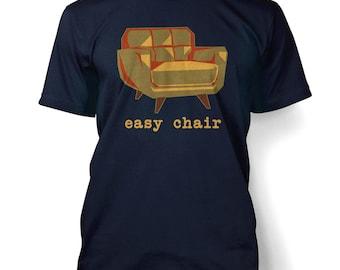 Easy Chair mens t-shirt
