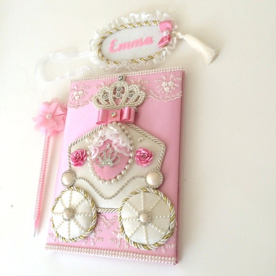 baby shower guest book baby diary baby girl gift maternity