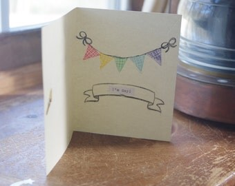 Greeting Cards, Coming Out Card