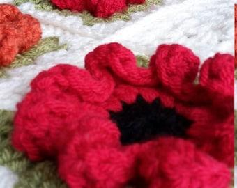 Poppy Blanket