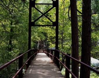 A Walk Across the Bridge