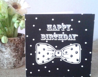 Mens Birthday Card