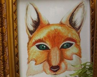 Foxy little fox