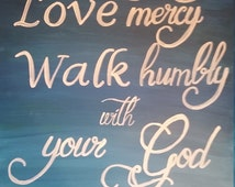 Popular Items For Hand Lettered Bible On Etsy