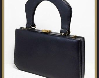 Vintage Susan Gail Handbag,Vintage Leather Handbag,Vintage Leather Purse,Vintage Susan Gail Purse,Vintage Leather Pocketbook,Susan Gail Bag