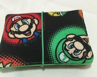Mario Land/Luigi/Bowser Credit Card/Business Card Holder/Wallet